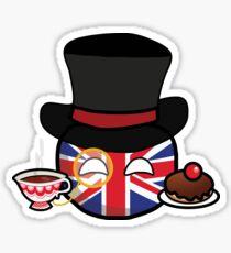 Britball Sticker