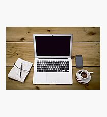 Home Office Photographic Print