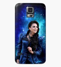 Die Königin in den Sternen Hülle & Klebefolie für Samsung Galaxy