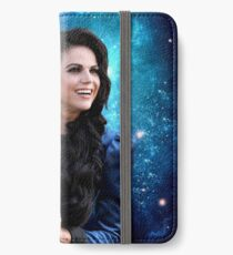 The queen in the stars iPhone Wallet/Case/Skin