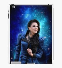 The queen in the stars iPad Case/Skin