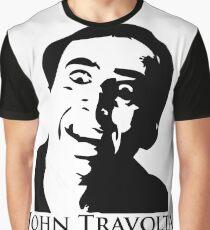 John Travolta Graphic T-Shirt