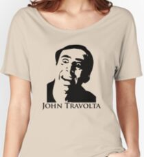 John Travolta Women's Relaxed Fit T-Shirt