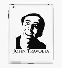 John Travolta iPad Case/Skin