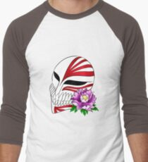Ichigo's mask Men's Baseball ¾ T-Shirt