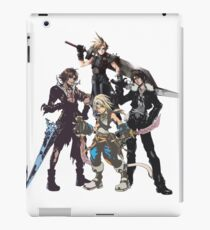 Final Fantasy Characters iPad Case/Skin