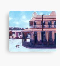 The Old Colonial Hotel - South Brisbane Canvas Print