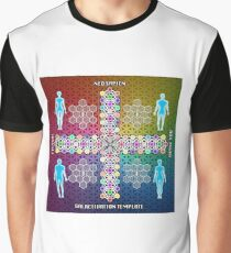 Galactivation Template Neo Sapien  Graphic T-Shirt