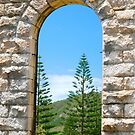 Through the Prison Window.. by Penny Smith