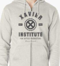 Xavier Institute Zipped Hoodie