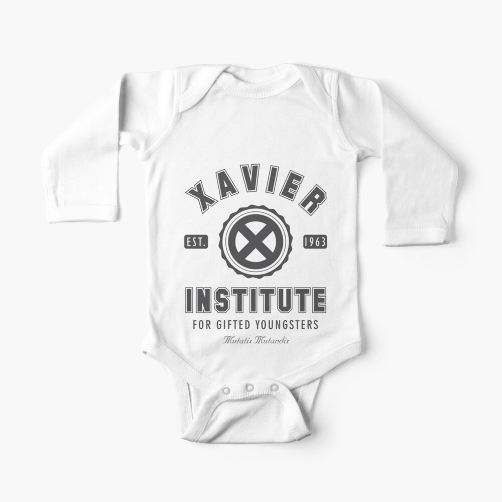 Instituto Xavier Body para bebé