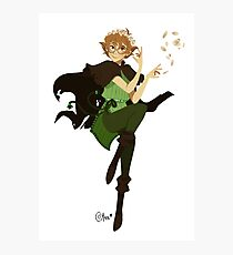 Witch! AU Pidge Photographic Print