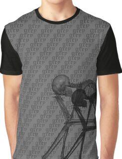 $UICIDEBOY$ Eternal Grey Graphic T-Shirt