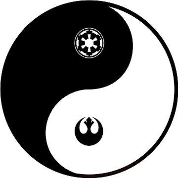 Dark/Light-Empire/Rebel Yin/Yan by Marcus-Rufus