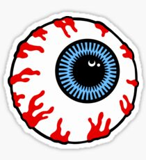 Augapfel Sticker