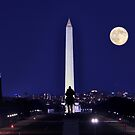 The Ulysses S. Grant Memorial - Washington D.C.  by Matsumoto