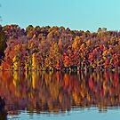 Reflections of Autumn by cclaude
