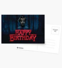 Stranger Things - Happy Birthday Eleven Postcards