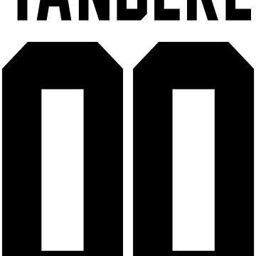 Yandere Jersey: Blank by ngud