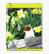 Buttery Spring iPad Case/Skin