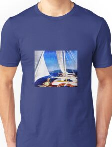Land Was Created For Boats To Visit T-Shirt