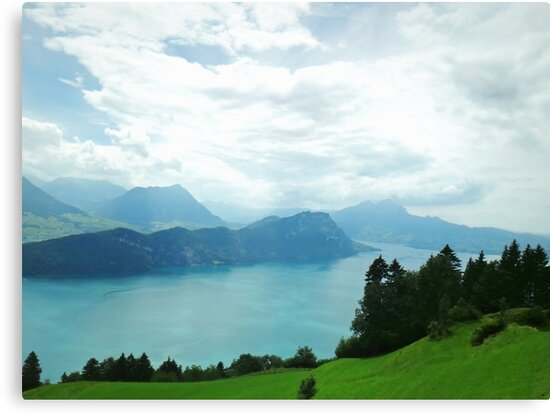 The Rigi by Angiefire