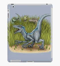 Jurassic World Velociraptors iPad Case/Skin
