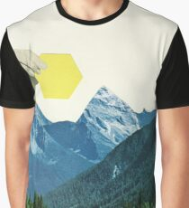 Moving Mountains Graphic T-Shirt