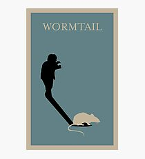 Wormtail Photographic Print