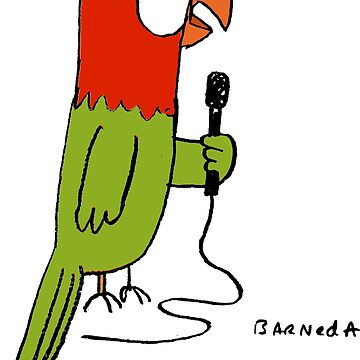 Parrot Talk by barneda