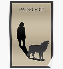 Padfoot Poster
