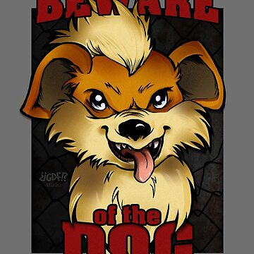 Beware of the dog by gdfStudio