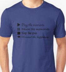 Music Life Quote T-Shirt