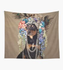 Shelter Pets Project - Midnight Wall Tapestry