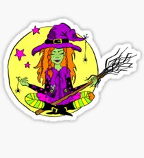 Bewitched Sticker