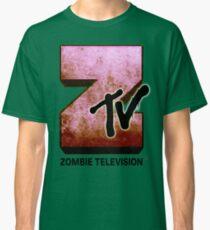 Zombie TV Classic T-Shirt