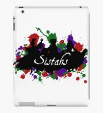 Sistahs! iPad Case/Skin