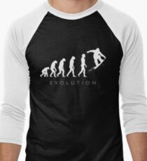 Evolution Of The Snowboarder T-Shirt