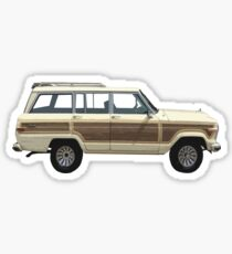 Jeep Wagoneer Sticker