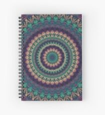 Cuaderno de espiral Mandala 142