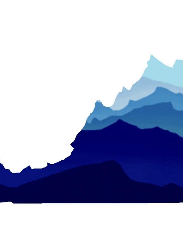 Montañas de Virginia de baileymincer