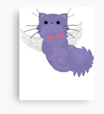 Fluffal Cat - Yu-Gi-Oh! Canvas Print