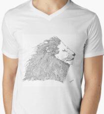 Jimmy 001 Men's V-Neck T-Shirt