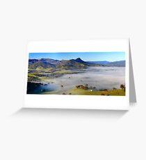 Acheron Valley Greeting Card