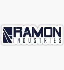 ramon industries Sticker