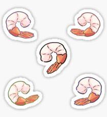 Prawns Stickers | Redbubble