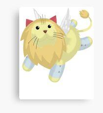 Fluffal Leo - Yu-Gi-Oh! Canvas Print