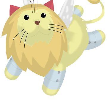 Fluffal Leo - Yu-Gi-Oh! by TCF-Store