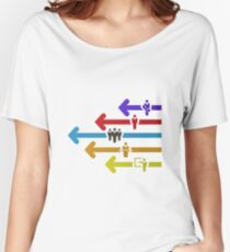 Arrow business Women's Relaxed Fit T-Shirt