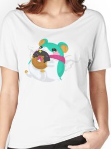 Fluffal Mouse - Yu-Gi-Oh! Women's Relaxed Fit T-Shirt